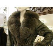 Пошив воротников опушек из натурального меха и кожи ремонт одежды из натурального меха Киев