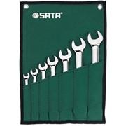 Набор ключей комбинированных 09070 SATA 8-19, 7пр. фото