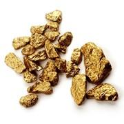 Золото, руда золото фото