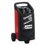 Пуско зарядное устройство для АКБ Dynamic 420 TELWIN (Италия) фото