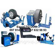Оборудование для грузового шиномонтажа, грузовой шиномонтаж фото
