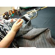 Услуги по пошиву и ремонту трикотажных изделий