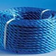 Веревка( фал) страховочно-спасательная статика и динамика для страховки людей, альпинистов, скалолазов. фото