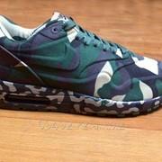 Кроссовки Nike Air Max 90 Камуфляж Men's/Women's флора болотные фото