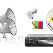 Установка Систем телевидения и звукофикации фото