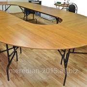 Стол Сегментный Dвнеш=1500, Dвнутр=0, артикул С11.15.00-75 СЛР фото