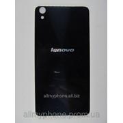 Задняя панель корпуса для мобильного телефона Lenovo S850 Black