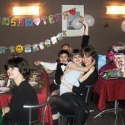 Организация праздников, банкетный зал фото