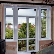 Металлопластиковые и алюминиевые окна, двери, витражи, перегородки, стеклянные фасады, зимние сады, бутики и киоски! фото