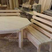 Изготовление деревянной мебели фото