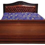 Кровать двуспальная №4 фото