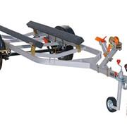 Автомобильный прицеп КМЗ 8284 30 (31) для перевозки водной техники фото