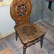Реставрация антикварной и современной мебели фото