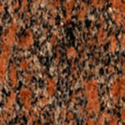 Слэбы гранитные WITHERED red granite Крупское месторождение фото