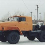 Автомобиль тягач Урал 44202-0511-41 фото