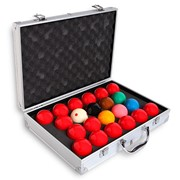 Шары Aramith Tournament Champion Pro-Cup 1G Snooker ø52,4мм в кейсе фото