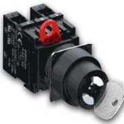 Кнопочный переключатель A22K, арт.106 фото