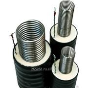 Труба Стилфлекс в тепловой изоляции с гидрозащитным покрытием фото