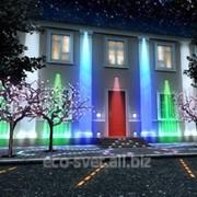 Светодиодное освещение для декора фото
