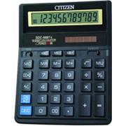 Калькулятор CITIZEN SDC 888T II фото