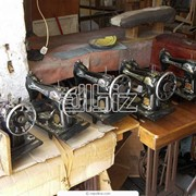 Ремонт промышленных швейных машин фото