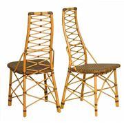 Столы стулья плетеные фото