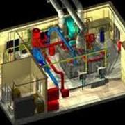 Работы по обслуживанию систем отопления и охлаждения
