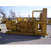 Газовый двигатель Caterpillar фото