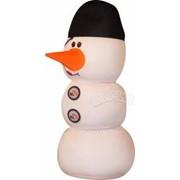 Игрушки-антистресс Снеговик фото