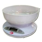 Электронные кухонные весы Хозяюшка-5 (бытовые весы) фото