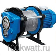 Лебедка электрическая Torin KCD-500 kg, 380 В., с канатом 100 м фото