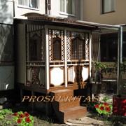 Беседка - Веранда - терраса, пристройка к жилому дому от Prosperitas фото
