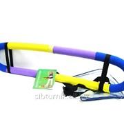 Обруч Air-hoop утяжеленный резиновая камера,ткань 3 кг фото