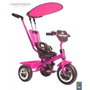 Велосипед Lexus Trike original MONTANA pink фото
