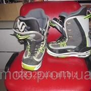 Ботинки для сноуборда K2 б/у 43 размер фото