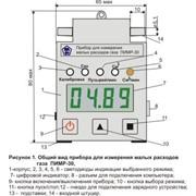 Прибор для измерения малых расходов газа ПИМР-30 фото