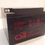 Батареи аккумуляторные GPL-12260-26 Ah фото