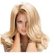 Наращивание европейских волос славянского типа фото