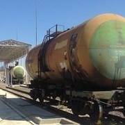 Нефтебаза. Хранение и перевалка нефтепродуктов.  фото