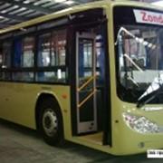 Пассажирский автобус фото