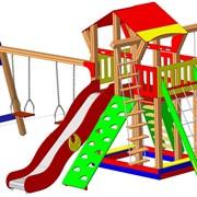 Детские площадки и комплексы от производителя фото