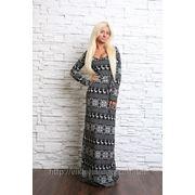 Платье Олени фото