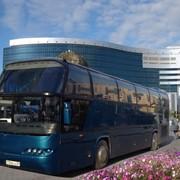 Аренда автобуса Neoplan 48 сидячих мест с водителем фото