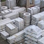 Железобетонные изделия (ЖБИ), железобетонные конструкции (ЖБК) фото