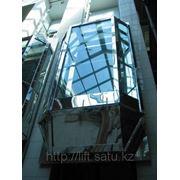 Лифт панорамный