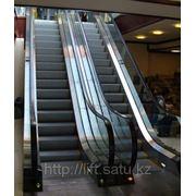 Эскалатор в Астане фото