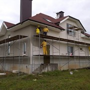 Ремонт и восстановление зданий фотография