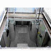 Двухтрансформаторная подземная комплектная подстанция ПБКТП-2х1000 (9,3х3,1) в железобетонном корпусе