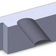 Фасонные изделия с отверстием для дымовых газов под углом 57º фото