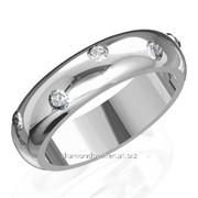 Кольца с бриллиантами A27946-2 фото
